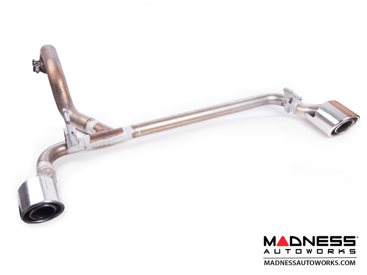FIAT 500 ABARTH Exhaust - Axle Back (Orignal Take Off Unit)