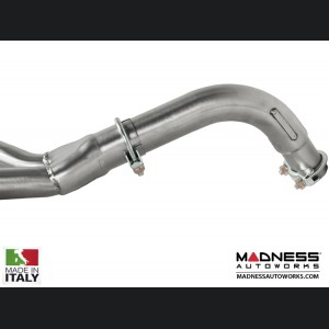 FIAT 500 ABARTH Performance Exhaust - Ragazzon - Evo Line - Straight Center/ Straight Rear/ Dual Sport Line Tip