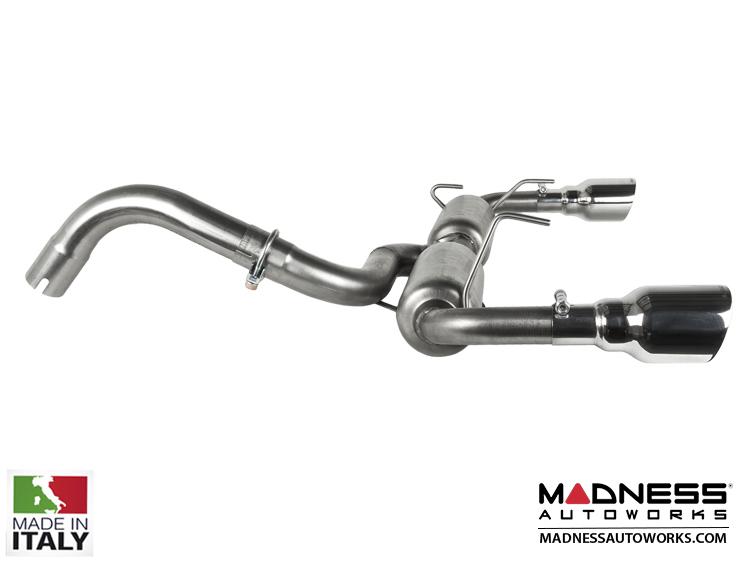 FIAT 500 ABARTH Performance Exhaust by Ragazzon - Evo Line ...