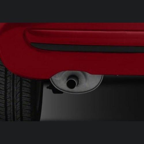 FIAT 500 Exhaust - Genuine FIAT - Non Turbo Models - w/o chrome tip - Take Off