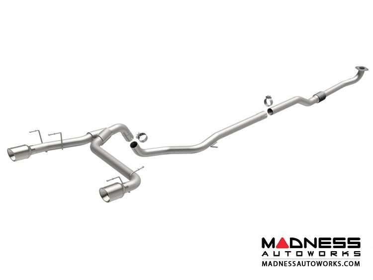 FIAT 500 Performance Exhaust - Magnaflow - Sport Series