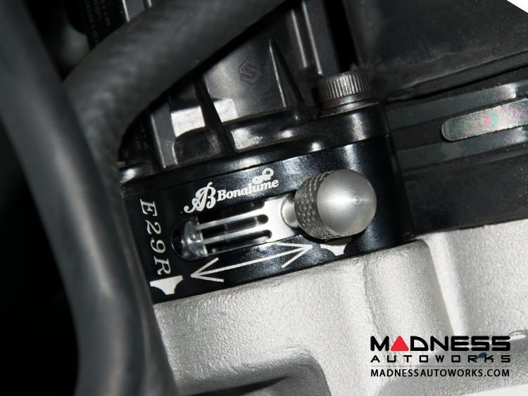 FIAT 124 Blow Off Adapter Plate - Bonalume - Adjustable