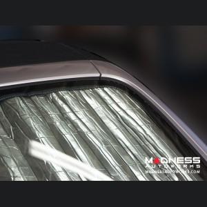 FIAT 124 Spider Sun Shade/ Reflector - Front Windshield - w/o Sensor