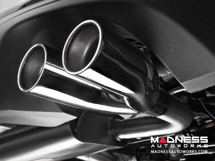 FIAT 124 Spider Performance Exhaust - Ragazzon - Evo Line - Resonated Quad Tip