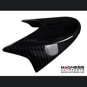 FIAT 124 Spider Rear Spoiler - MADNESS - Carbon Fiber