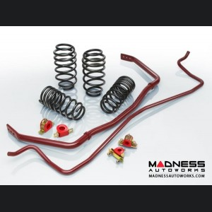 FIAT 124 Spider Pro-Plus Kit by Eibach - Pro-Kit Springs, Front and Rear Sway Bars