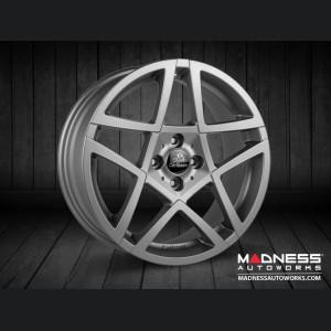 FIAT 124 Spider Custom Wheels by Carlsson - Revo III DE (Titanium)