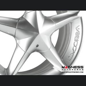 """FIAT 124 Spider Custom Wheels - Polaris - 17"""""""