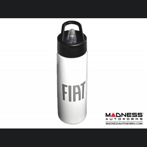 FIAT Tumbler - White w/ Grey FIAT Logo