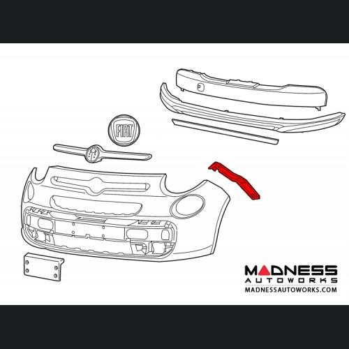 FIAT 500L Bumper Cover Support Rail - Right - Genuine FIAT