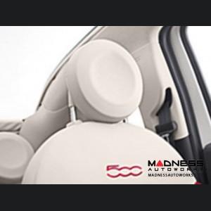 FIAT 500 Front Headrest - Ivory - Genuine FIAT