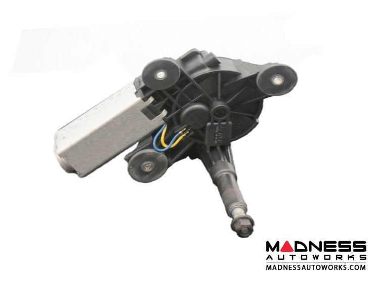 """FIAT 500 Rear Windshield Wiper Motor - """"Take Off"""""""