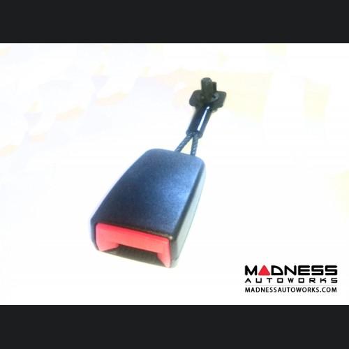 FIAT 500L Seat Belt Buckle - Right Rear - Genuine FIAT