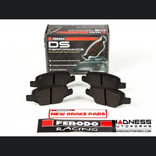 FIAT 500 Brake Pads - DS Performance by Ferodo - Rear
