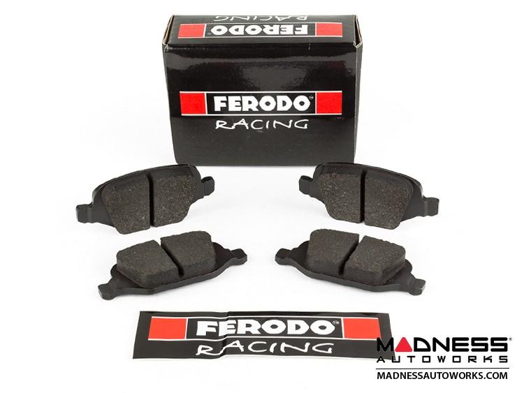 FIAT 500 Brake Pads - Rear - Ferodo - DS 2500 - All Models