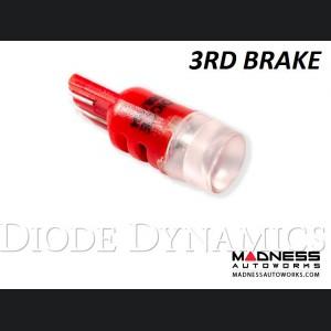 FIAT 500 3rd Brake Light LED - Red - Single