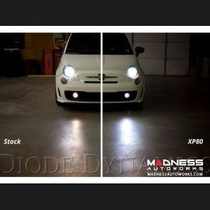 FIAT 500 Fog Light SLF (780 lumens) - Cool White - Pair - Street Legal Output