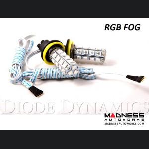 FIAT 500 Multicolor SMD27 - 205 lumens - Fog Lights - Pair