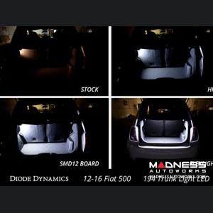 FIAT 500 Trunk FlexLight LED Strip - Blue