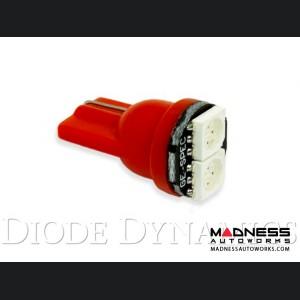 FIAT 500 Trunk Light LED 194 - SMD2 - Red - Single