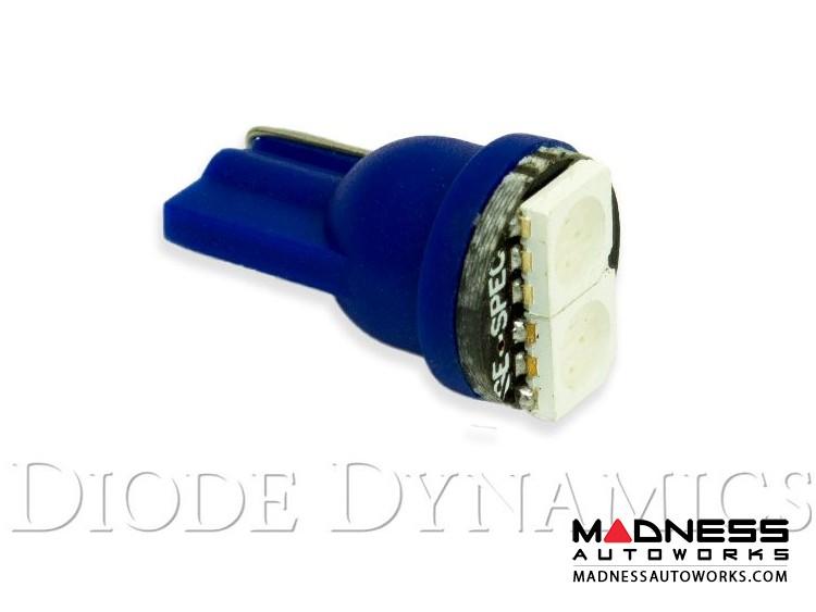 FIAT 500 Trunk Light LED 194 - SMD2 - Blue - Single