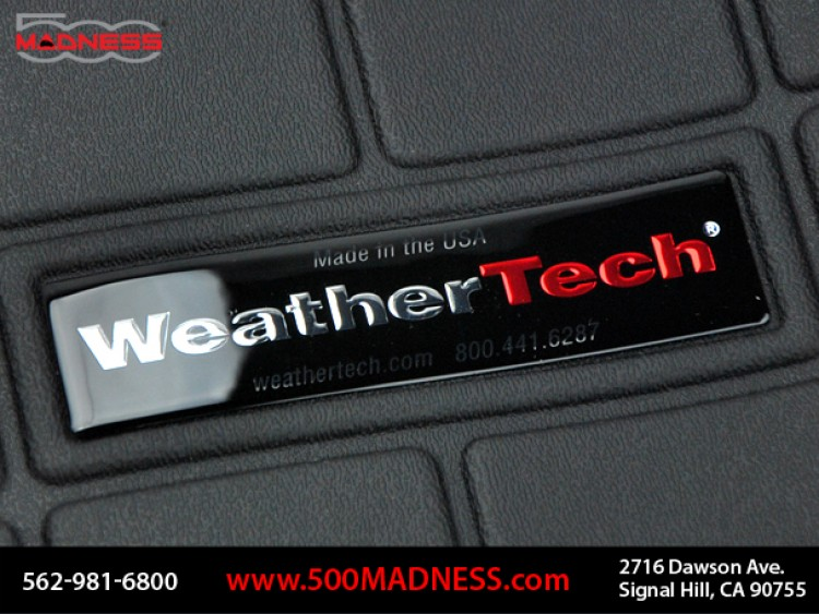 Fiat 500 Cargo Area Cover By Weathertech Fiat 500 Parts