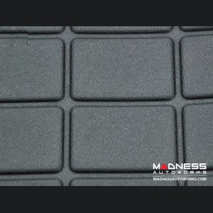 FIAT 500 Cargo Area Cover by WeatherTech - Black