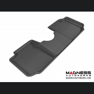 FIAT 500L Floor Liners - All Weather Ruberized - Rear - Premium
