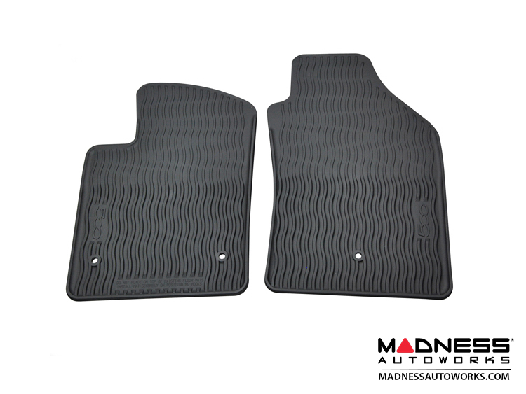 Fiat 500 floor mats 2016 carpet vidalondon for Motor trend floor mats review