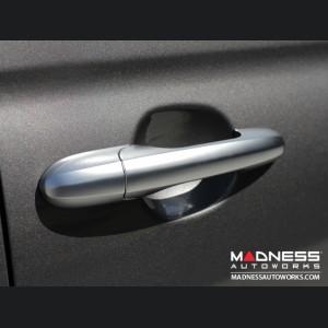 FIAT 500 Door Handle Set - Satin Finish