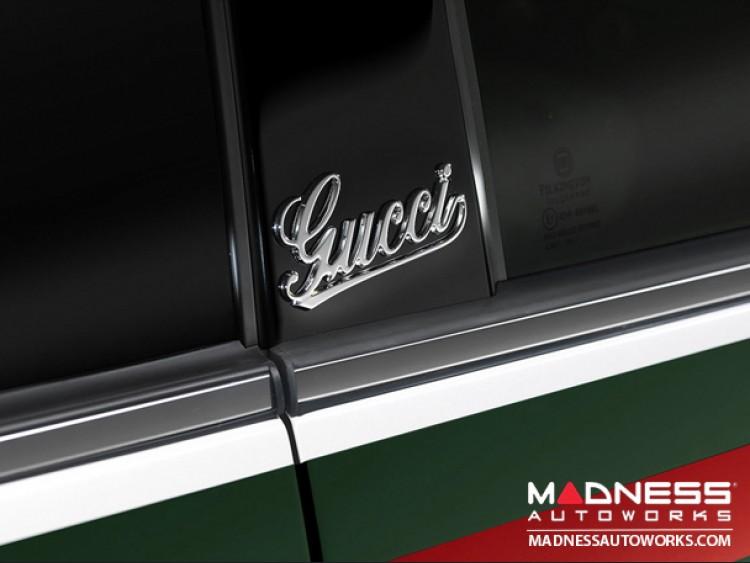 FIAT 500 Emblem Side (B) Pillar - Gucci