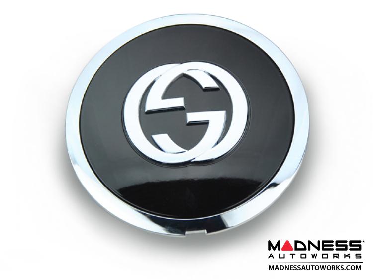 FIAT 500 Wheel Center Cap - Gucci - 1 cap - FIAT 500 Parts and ... cadf0cc7adc6