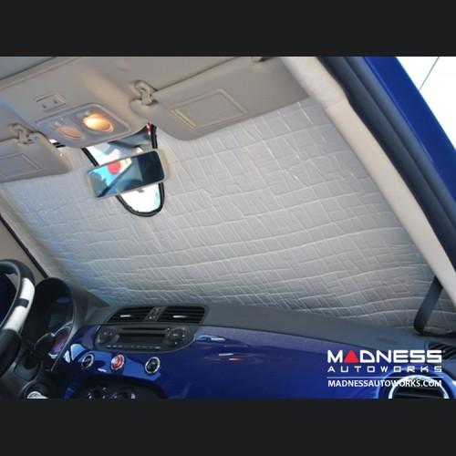 FIAT 500 Sun Shade/ Reflector - Front Windshield