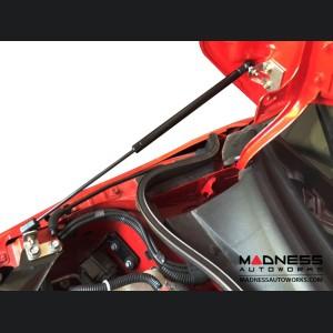 FIAT 500 Hood Lift Kit - Black