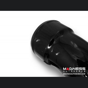 FIAT 500 Cold Air Intake System - Injen - Black Finish - Manual Transmission