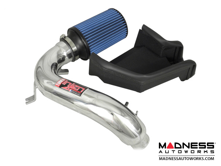 FIAT 500 ABARTH High Flow Intake by Injen - SP Series - Polished Finish