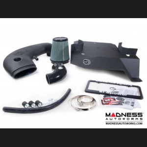 FIAT 500 Intake System by aFe - Magnum FORCE Stage 2 Pro DRY S - Dry