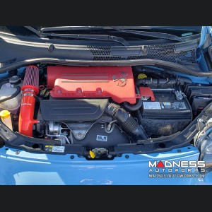 FIAT 500 RAM AIR Intake w/ BMC Filter - 1.4L Multi Air Turbo - Red - 2015 - on model