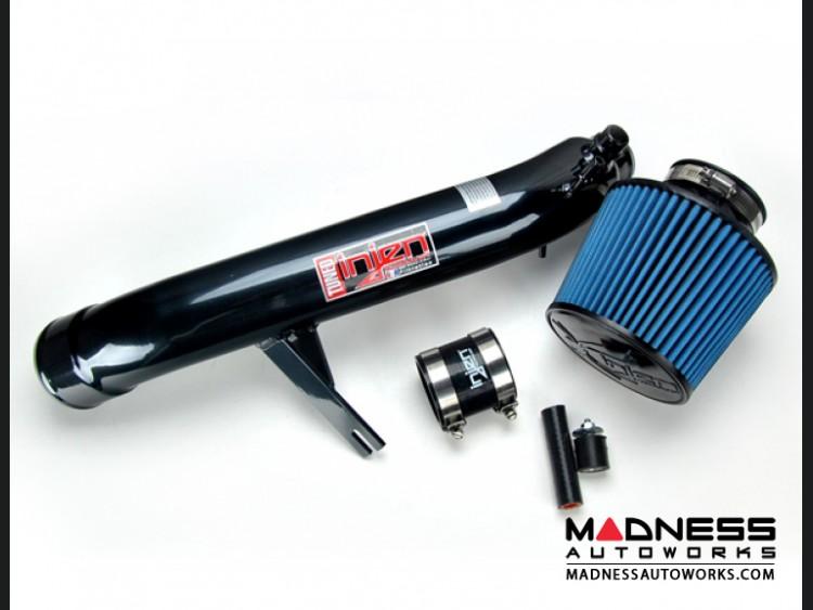 FIAT 500L Cold Air Intake System - Injen - Gloss Black Finish