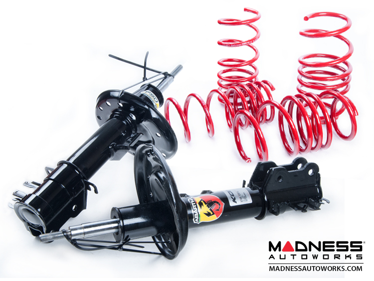 Examining the Fiat 500's Suspension | Fiat 500 USA