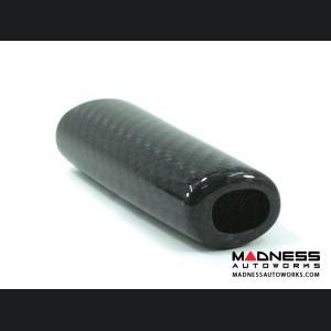 FIAT 500 Handbrake Cover - Carbon Fiber