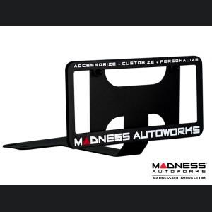 FIAT 500 License Plate Mount - PlateAffix
