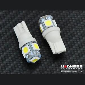 FIAT 500L Interior Bulb Set - 2 SMD Bulbs - White