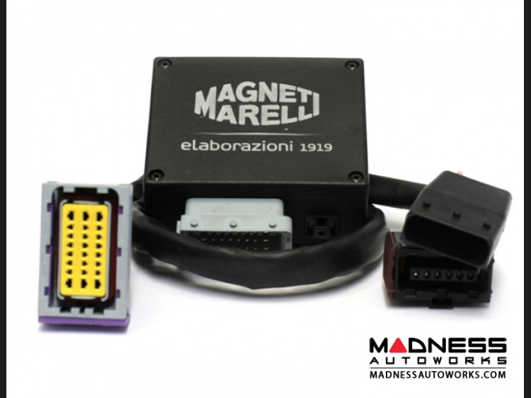 FIAT 500L Throttle Controler - Power Pedal by Magneti Marelli - No Remote