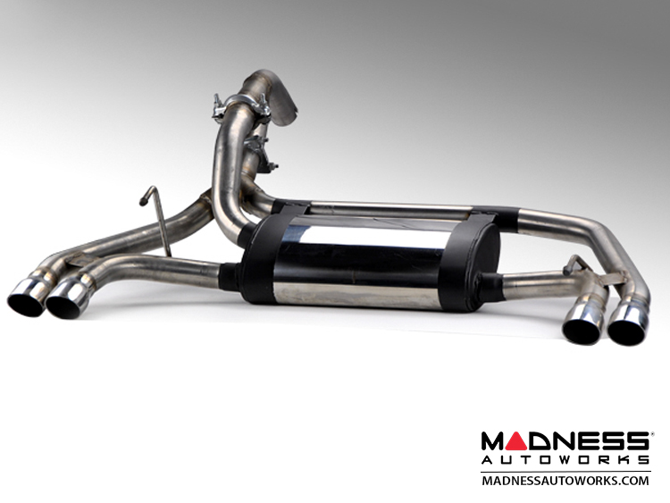 Fiat 500 Abarth Performance Exhaust By Magneti Marelli