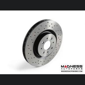 FIAT 500 Brake Rotors by Magneti Marelli - Front