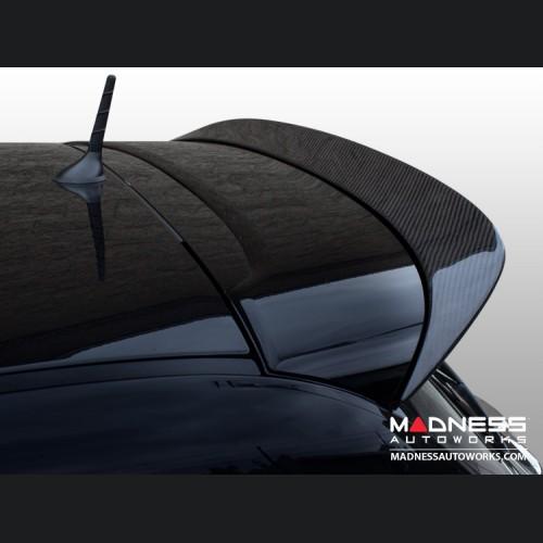 FIAT 500 ABARTH Roof Spoiler - Carbon Fiber - Duckbill - MADNESS