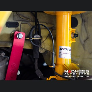 FIAT 500 Lowering Springs by MADNESS - Sport