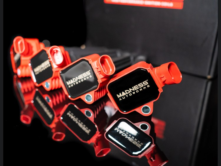 FIAT 500X Ignition Coil Pack Set - MAXFire - High Performance - 1.4L Turbo