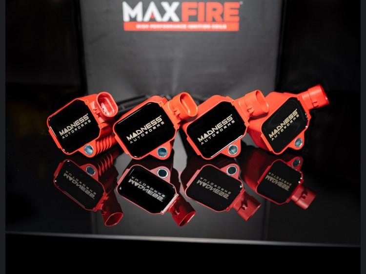 FIAT 500L Ignition Coil Pack Set - MAXFire High Performance - 1.4L Multi Air Turbo